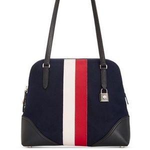 Kate Spade Carolyn felt medium bag tote purse